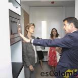 Inaugurado Colegio Mayor colombiano en Madrid 8