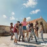 Cartagena de Indias - Baile ninos