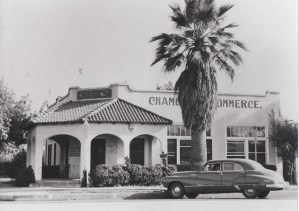 Escondido Chamber of Commerce 1948