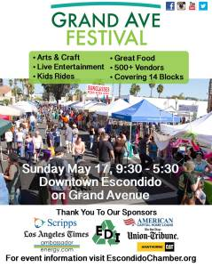Escondido Grand Avenue Festival 2015