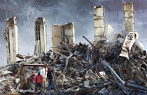 Ground Zero/Richard Hensley
