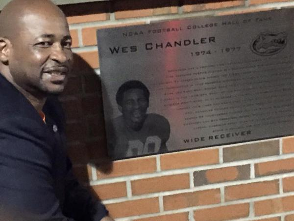Former San Diego Chargers star Wes Chandler is commissioner of the new MLFB.