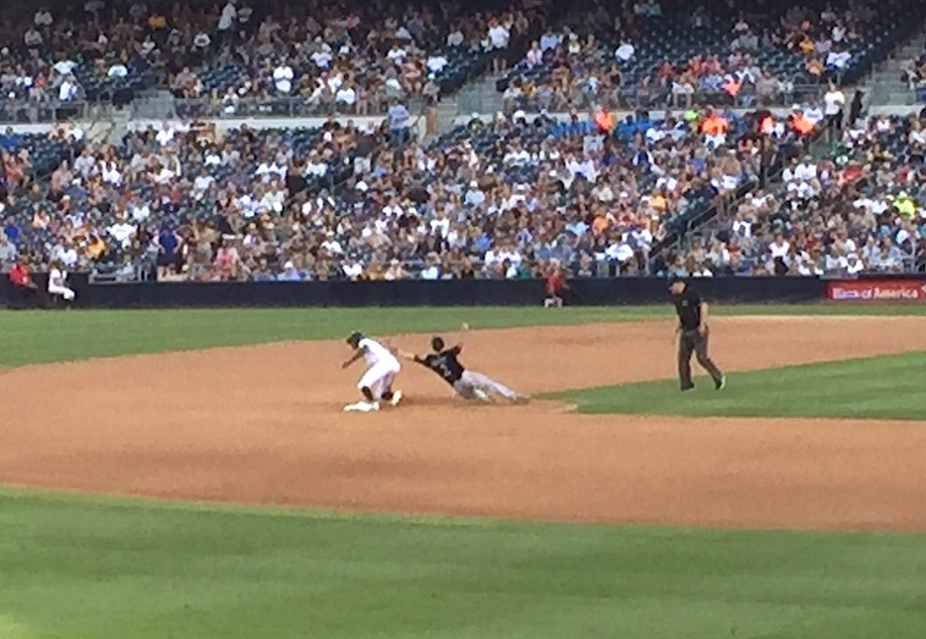 Upon further review, Melvin Upton Jr., still is out.