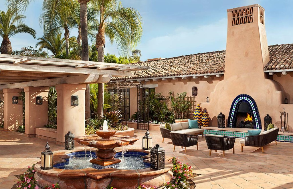 Rancho Valencia Resort named #1 in the nation by U.S. News & World Report.