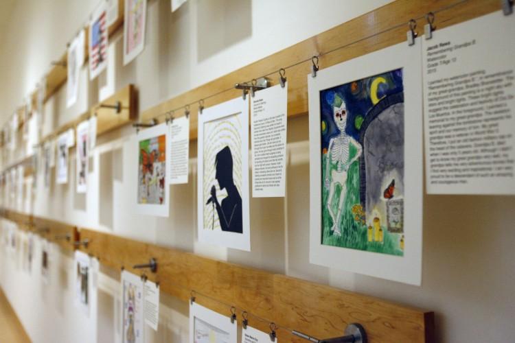 Exhibit runs through Nov. 22