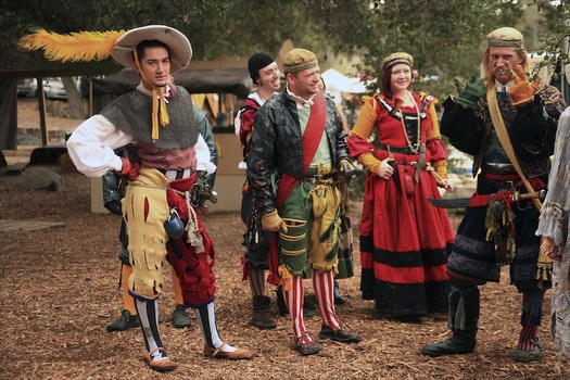 Escondido Renaissance Faire, anyone?