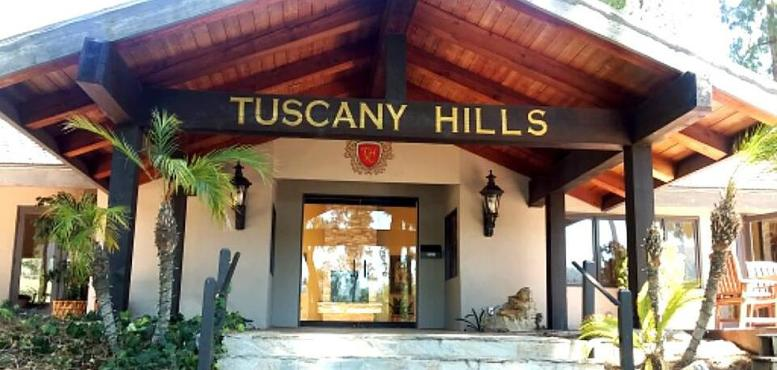 Guests at Tuscany Hills Resort in North Escondido pay a 9 percent Transient Occupancy Tax for the pleasure of staying there.