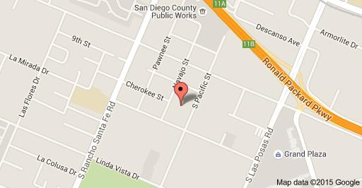 Google maps symbol marks the spot.