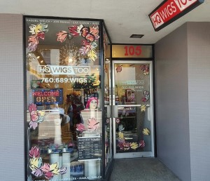 HQ Wigs TOO is in the same spot as The Big Wig on Grand Avenue
