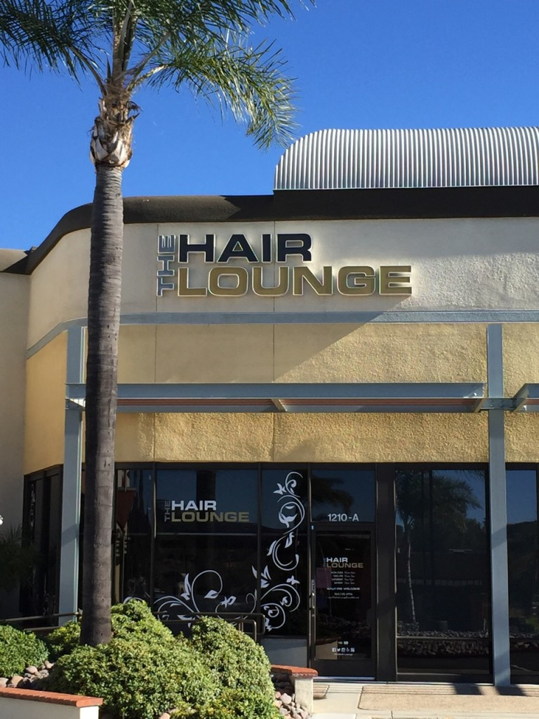 The Hair Lounge, 1210A Auto Parkway, Escondido.