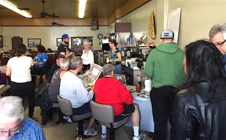 Champion's patrons celebrates its last hurrah.