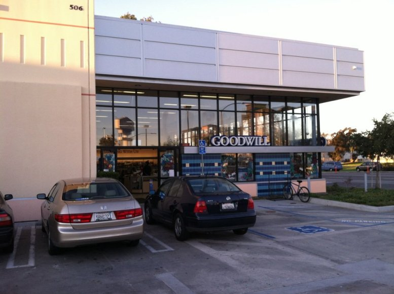 Escondido Goodwill Store in better times.