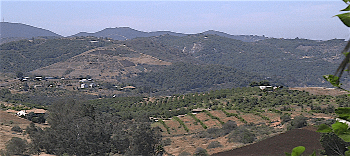 What would become Lilac Hills Ranch.