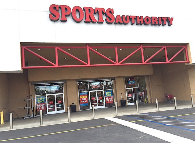 Catch Sports Authority while you can.