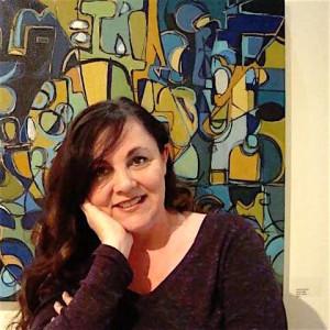 Barbara Preston, kitchen and bath designer, artists and Escondido Public Art Commissioner.