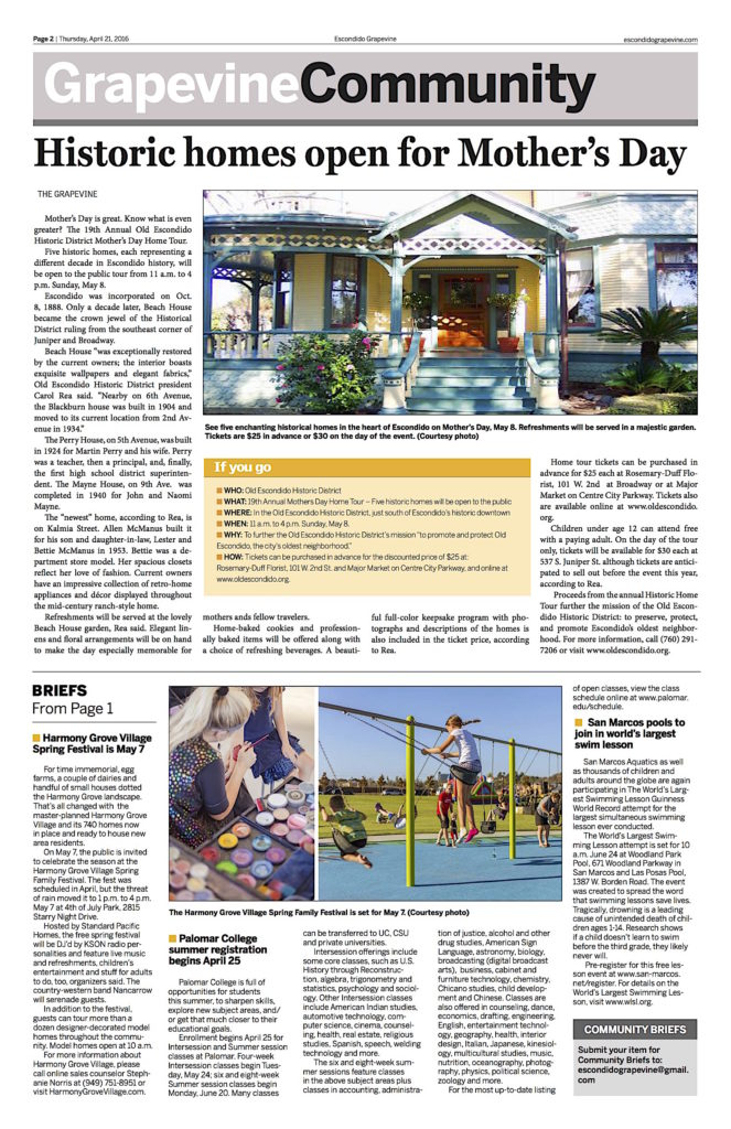 April 21 PAGE 2