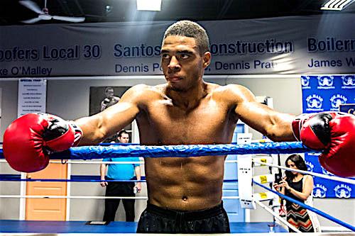 Atlantic City's DeCarlo Perez. (Darryl Cobb Jr. / dcobbjr.com)
