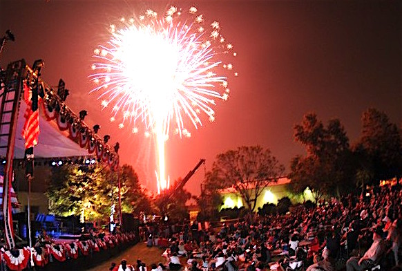 53rd Annual Independence Day Festival & Fireworks.
