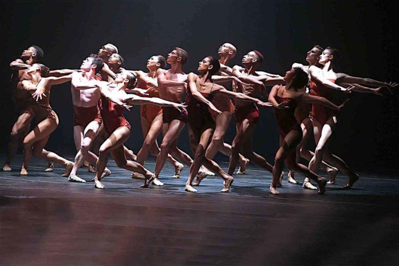 Complexions Contemporary Ballet.
