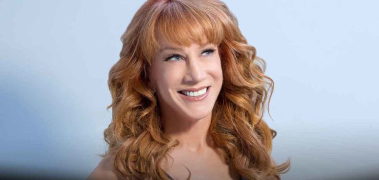 Kathy Griffin dishes in September.