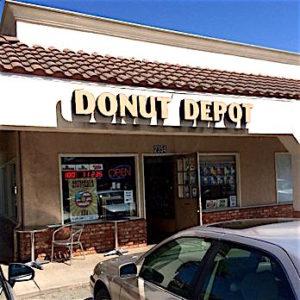 Donut Depot, d'uh.