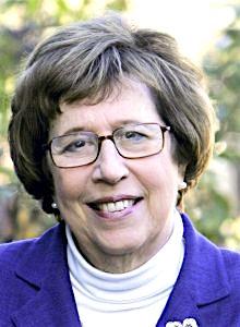 California State Sen. Lois Wolk