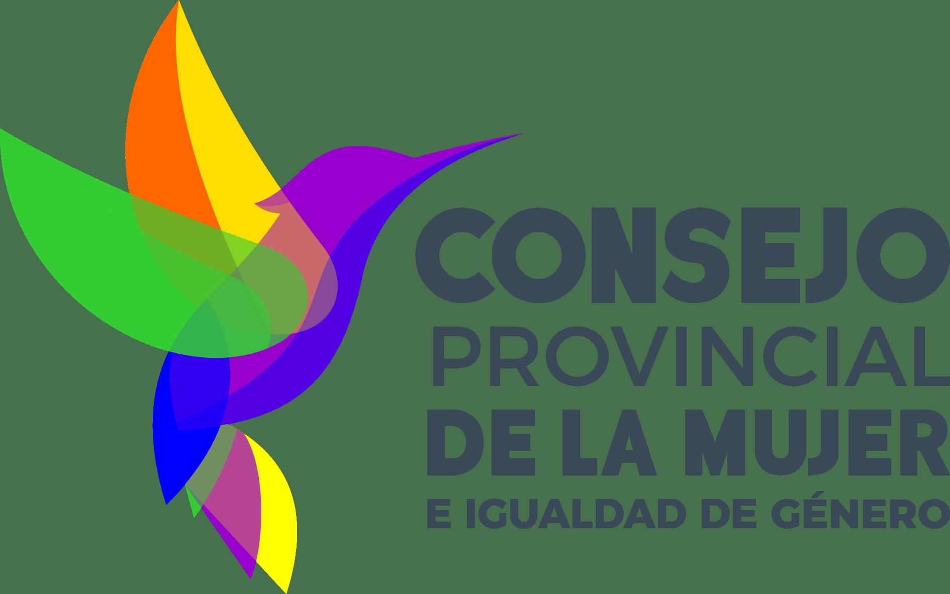 Logo de Consejo Provincial de la Mujer