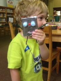 Superman Robot!