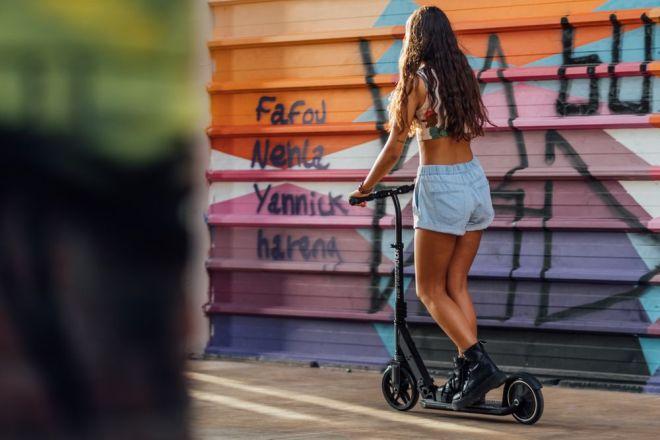 E Scooter #LNDN - total praktisch