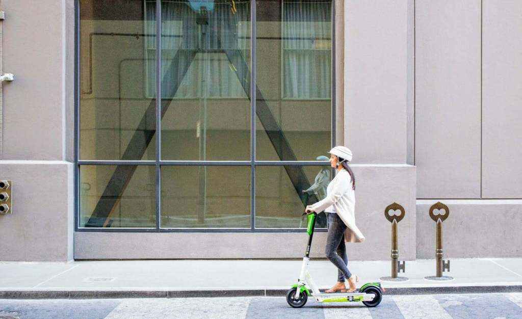 Lime E Scooter Gen3