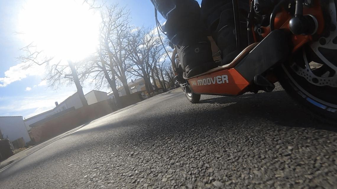 Richtig E Scooter fahren