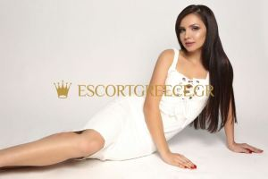ESCORT ATHENS SEX CALL GIRL OLEKSANDRA