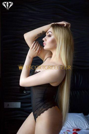 UKRAINIAN ESCORT CALL GIRL ATHENS NIKA