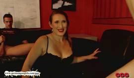 Dirty Milf With A Big Butt Is A Sperm Collector – German Goo Girls