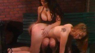 Back Alley BDSM Action