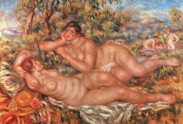Renoir: Les Baigneuses (1919)