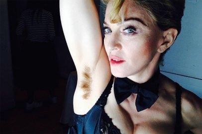 Axilas Naturais (Madonna)