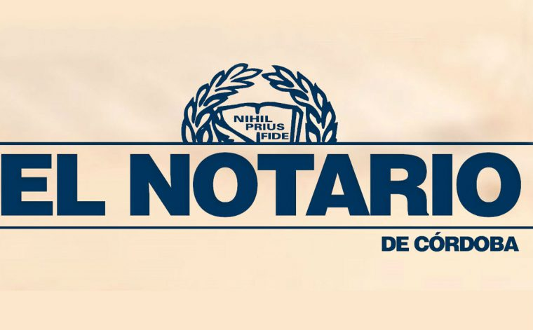 """Nueva edición de la Revista Institucional """"El Notario"""" - Diciembre 2018"""