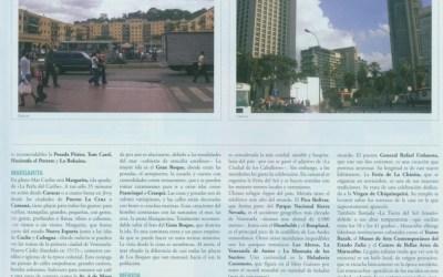 Revista Zona de obras N 50 Turismo Venezuela 4