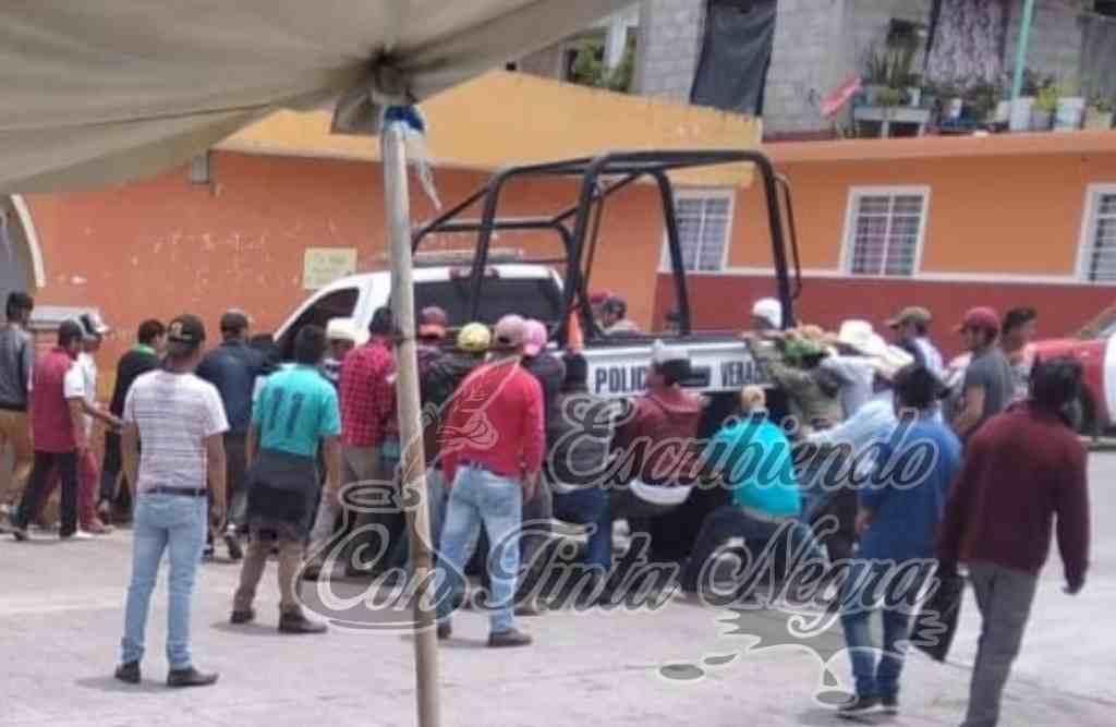 LIBERAN A DETENIDOS DE CALCAHUALCO
