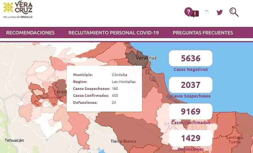 CÓRDOBA REGISTRA 51 NUEVOS CASOS DE COVID 19