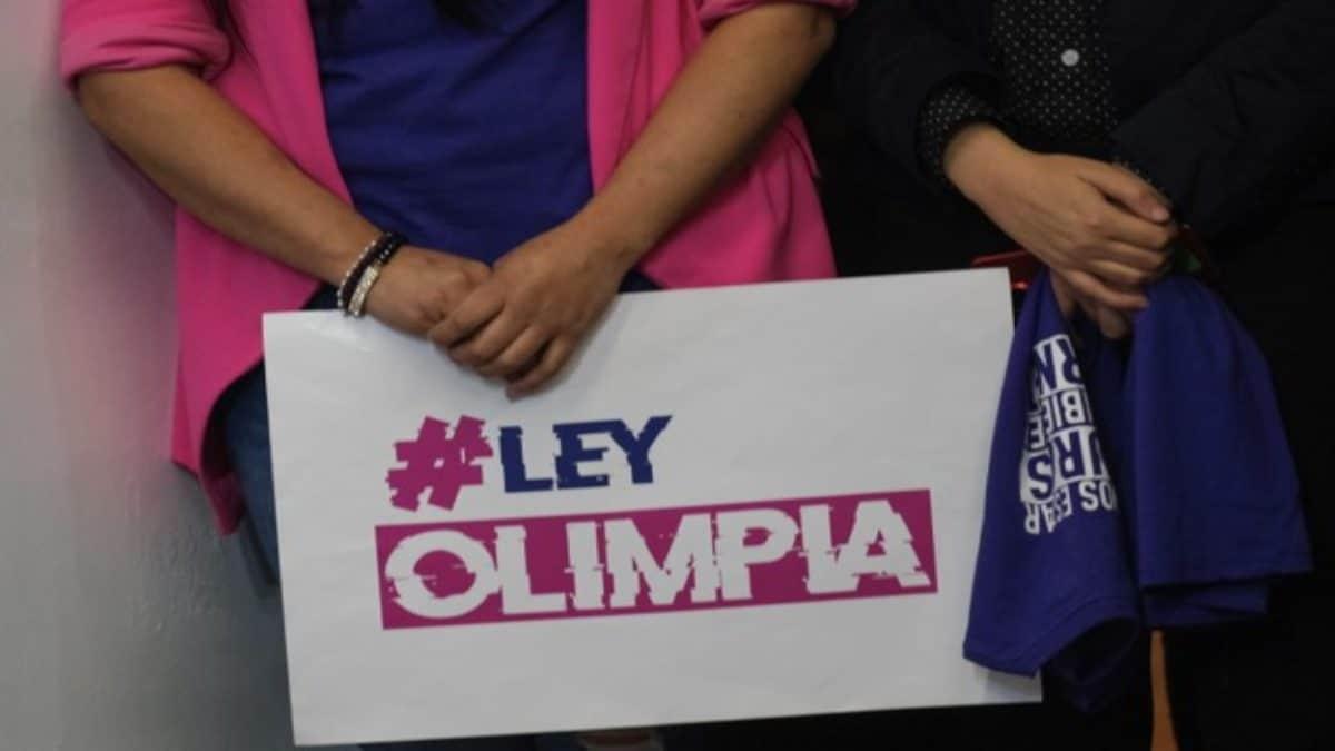 DIPUTADOS APRUEBAN LEY OLIMPIA, SE CASTIGARÁ HASTA CON 6 AÑOS DE CÁRCEL