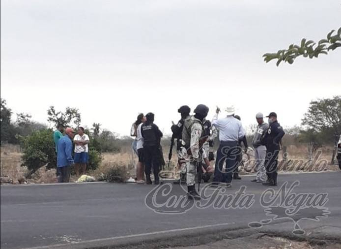 CHOCA CANDIDATO A LA ALCALDÍA CON MOTOCICLISTA