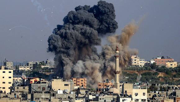 """ISRAEL Y HAMAS SE DIRIGEN A UNA """"GUERRA A GRAN ESCALA"""": ONU"""