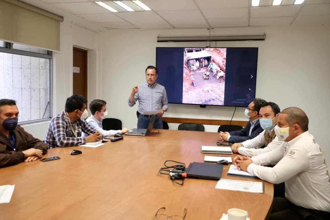 CONSTRUIRÁN COLECTORES EN XALAPA PARA EVITAR INUNDACIONES
