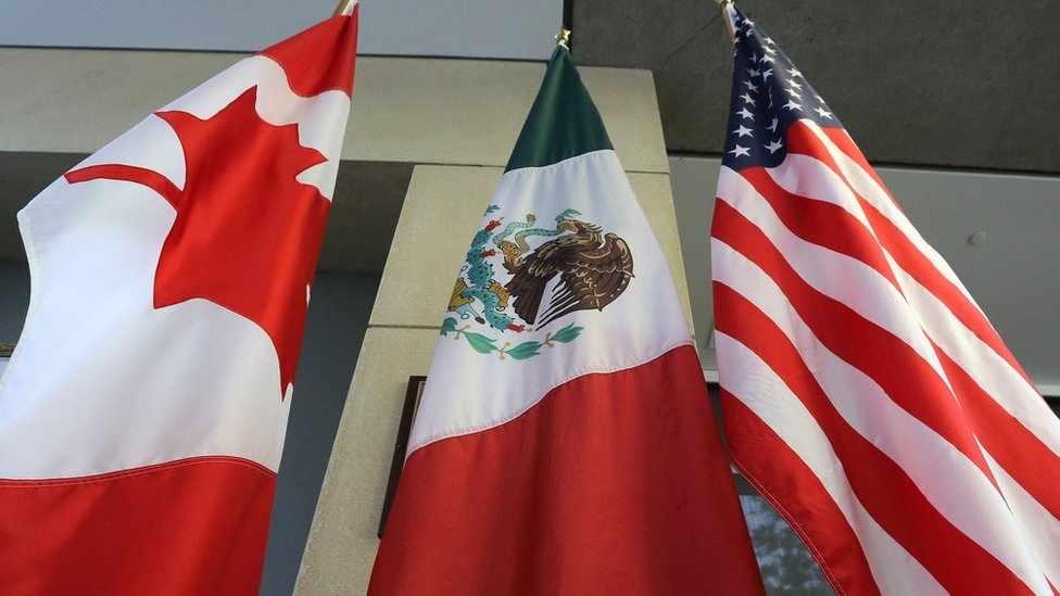 EEUU, MÉXICO Y CANADÁ SOSTENDRÁN SUS PRIMERAS CONVERSACIONES FORMALES SOBRE EL T-MEC