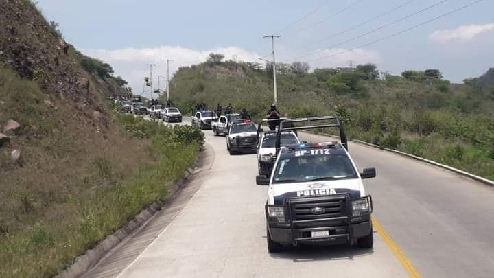 PROMETEN SEGURIDAD EN ZONA DE ESPERANZA