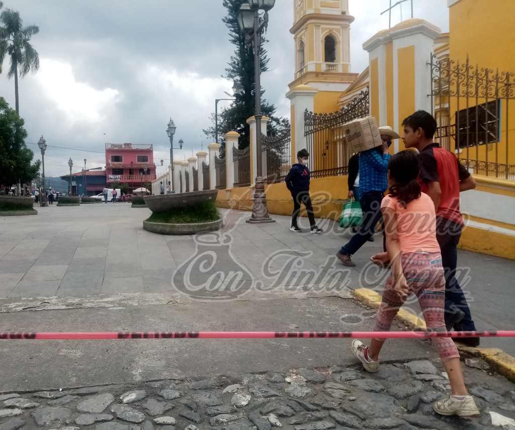 EXTIENDEN MEDIDAS RESTRICTIVAS EN 131 MUNICIPIOS DEL ESTADO