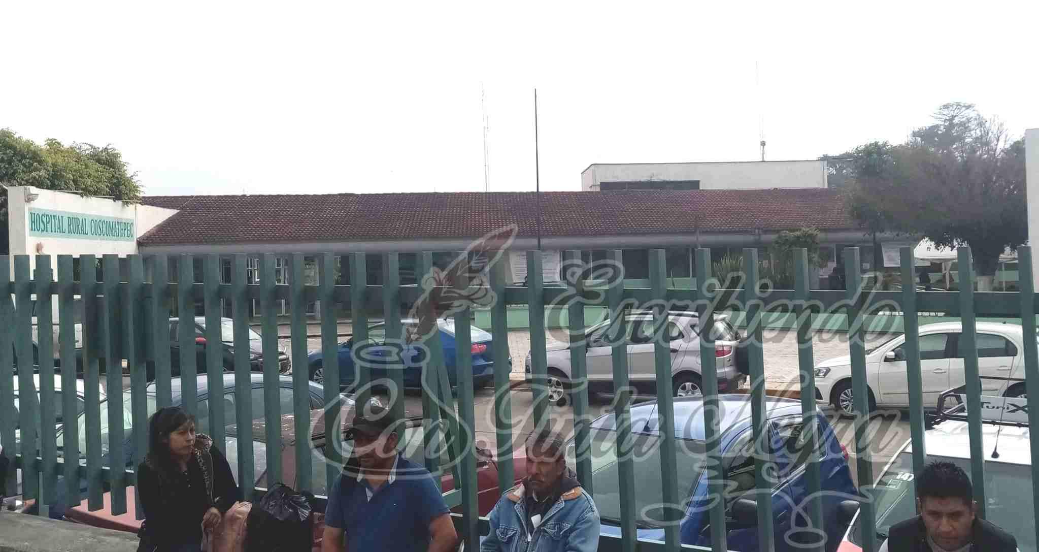 NACE BEBÉ EN BAÑOS DE HOSPITAL DE COSCO; DENUNCIAN NEGLIGENCIA