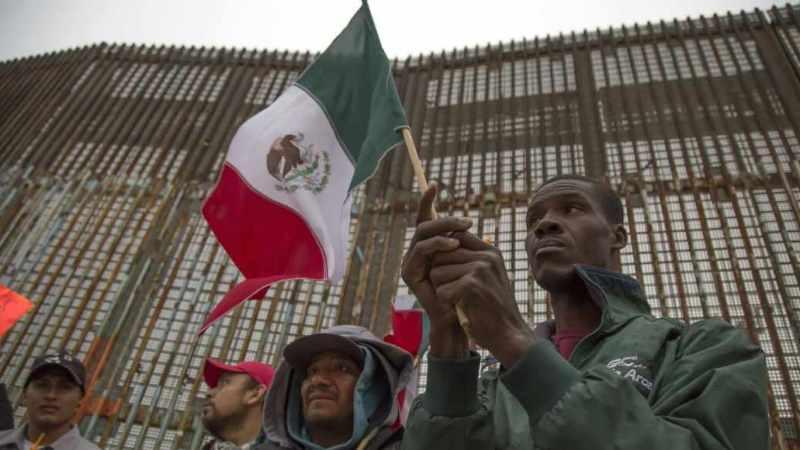 MÉXICO Y HAITÍ ESTABLECEN MESA DE DIÁLOGO POR MIGRANTES